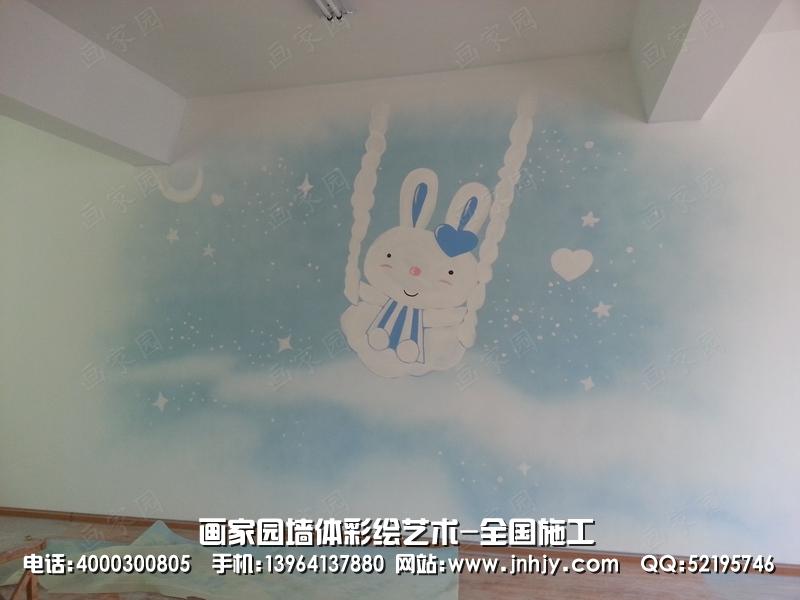 幼儿园室内装饰图