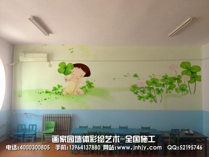 幼儿园手绘图片