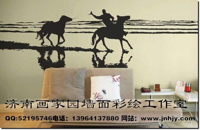 专门从事餐厅墙绘,儿童房设计绘画