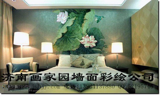 古建彩绘 金箔壁画 3d立体画 家庭手绘墙 教堂墙体彩绘 星级酒店壁画
