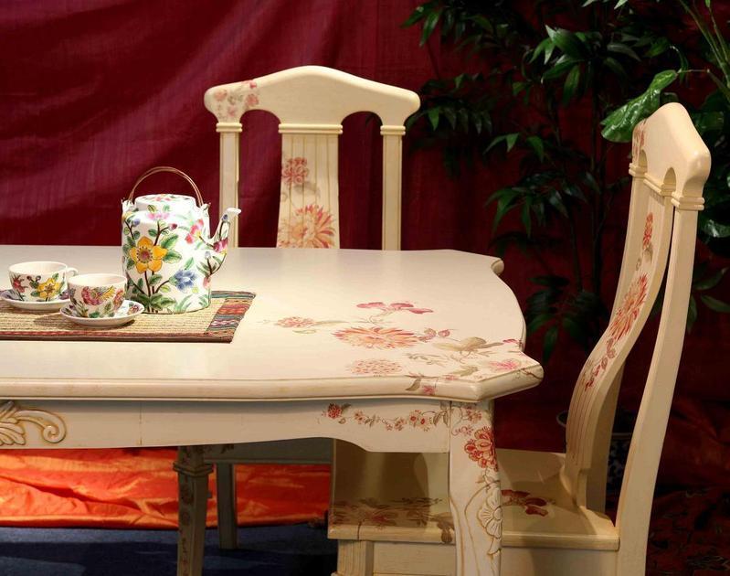 家具手绘--山东济南画家园墙面彩绘艺术装饰网